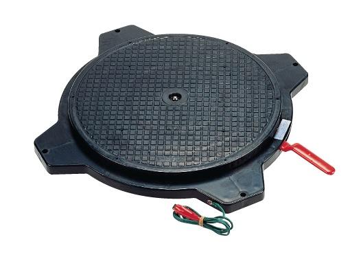 クルクル回転盤・樹脂製 PS-36DD【代引き不可】