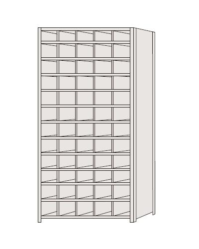 区分棚 フラットタイプ NCA110-512【代引き不可】