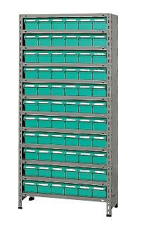 物品棚LEK型樹脂ボックス LEK1122-66T【代引き不可】