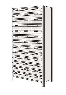 物品棚LEK型樹脂ボックス LEK2124-39T【代引き不可】