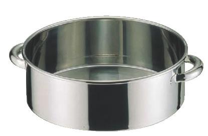 SA18-8手付洗桶 36cm 【ステンレス洗桶】【業務用桶】【18-8ステンレス】【Ω】【業務用】