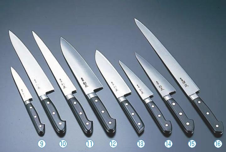 杉本 CM鋼 ペティーナイフ 12cm CM2012【業務用包丁】【キッチンナイフ】【洋包丁】【業務用】