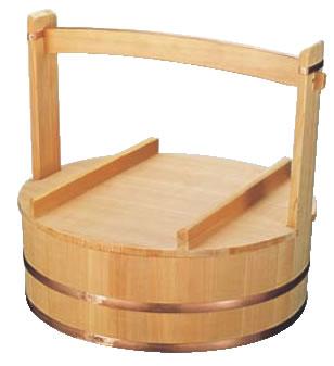 木製出前岡持(椹製) 53cm 【代引き不可】【出前箱】【おかもち】【檜】【岡持ち】【出前】【業務用】