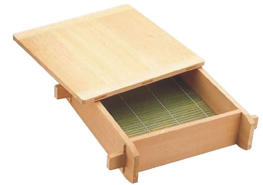 木製 角セイロ 関東型(サワラ材) 30cm 【蒸籠 蒸篭 せいろ】【スチーマー】【蒸し器 中華】【業務用】