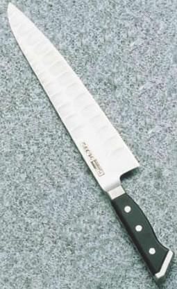 グレステンTタイプ 牛刀 736TK 36cm 新色追加して再販 代引き不可 業務用包丁 安売り 業務用 洋包丁 キッチンナイフ 洋食包丁 GLESTAIN