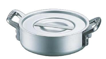 エレテック 外輪鍋 27cm【アルミ外輪鍋】【電磁調理器対応】【IH対応】【業務用鍋】【エレテック】【業務用】