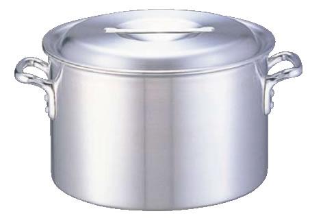 アルミDON半寸胴鍋 60cm【代引き不可】【アルミ半寸胴鍋】【業務用鍋】【DON】【業務用】【アカオアルミ】