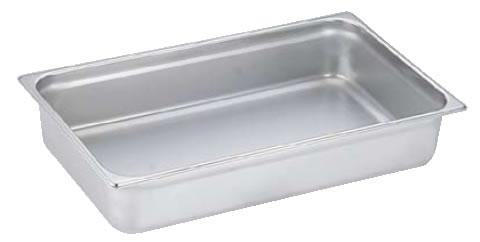 DO-EN18-8ガストロノームパン 2/1 150mm 821.6S 【ガストロノームパン】【ホテルパン】【18-8ステンレス】【DO-EN】【業務用】