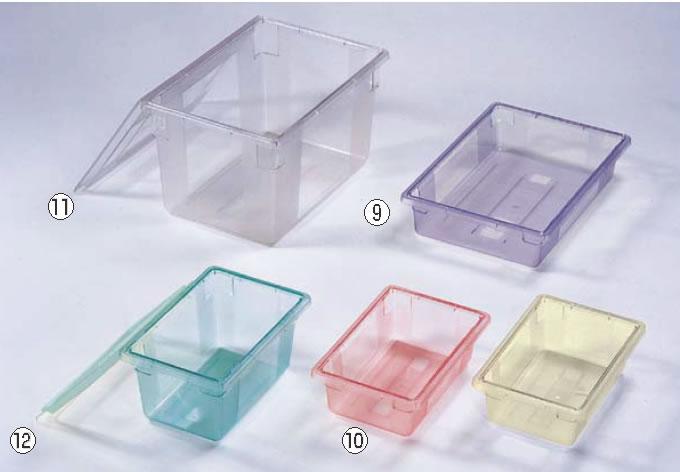 フードストレッジBOX フルサイズ 10624-07 クリアー【ポリカーボネイト製フードストレッジボックス】【業務用保存容器】【CARLISLE】【業務用】