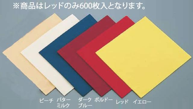デュニリン ナフキン レッド 600枚入【ナフキン】【業務用】