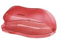 グッチーニ ブレットケース 2325.0065 Cレッド【バイキング ビュッフェ】【バンケットウェア】【皿】【Guzzini】【業務用】