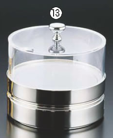 フレリック フレッシュディッシュ (銀) BFC-015EN(切込付蓋)【代引き不可】【バイキング ビュッフェ】【バンケットウェア】【皿】【業務用】