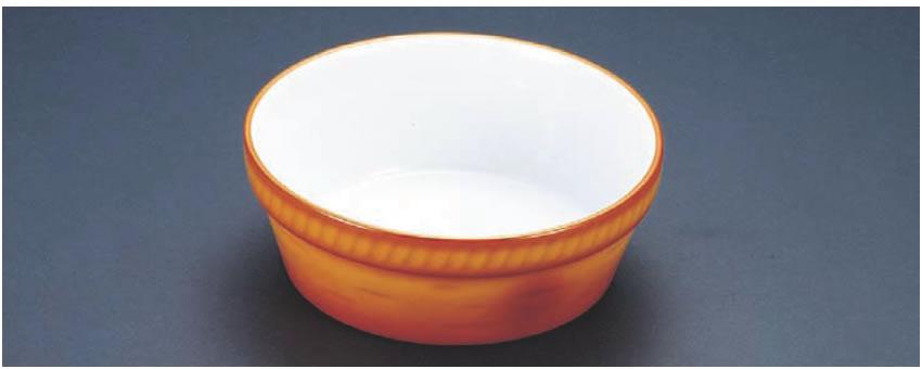 シェーンバルド 丸オーブンディッシュ 茶 3011-24B 【オーブン食器】【オーブンウェア】【SCHONWALD】【オーブン皿】【オーブンプレート】【業務用】