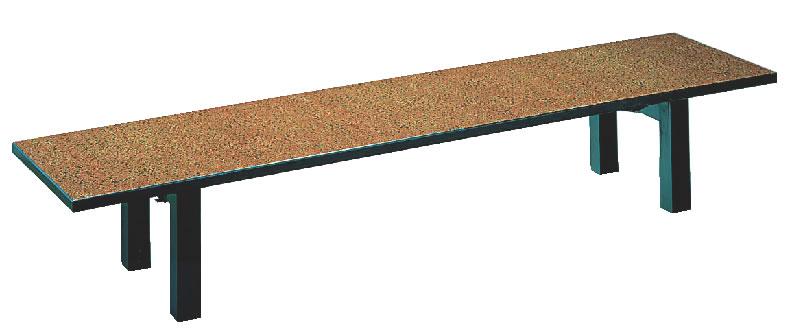 宴会机 堆朱メラミン TS46-03K 900×600×H320mm【代引き不可】【座敷机】【座敷テーブル】【ローテーブル】【宴会テーブル】【業務用】