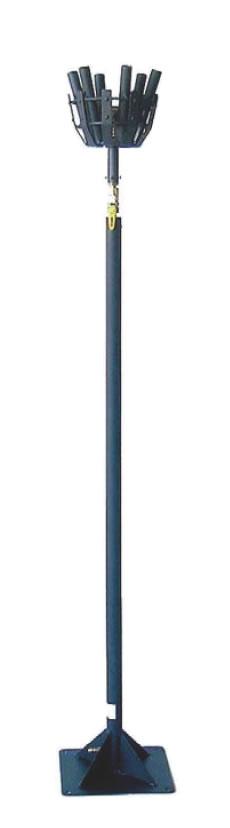 招きかがり火 KS-105 ガス用 12・13A【代引き不可】【篝火】【業務用】