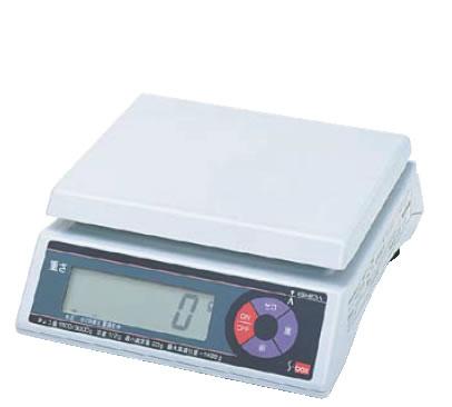 イシダ 上皿型重量はかり S-box 3kg【計量器】【重量計】【測量器】【業務用】