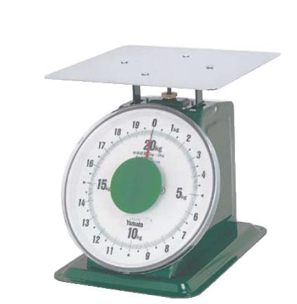 ヤマト 上皿自動はかり「大型」 平皿付 SDX-20 20kg【計量器】【重量計】【測量器】【業務用】