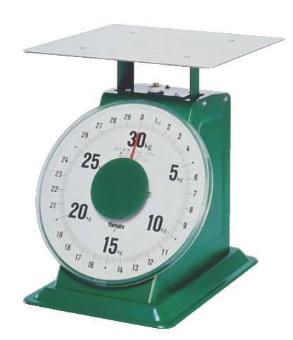 ヤマト 上皿自動はかり「特大型」 平皿付 SD-50 50kg【計量器】【重量計】【測量器】【業務用】