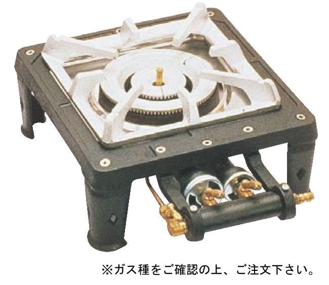 テーブルコンロ MD-701 1連・マッチ点火 12・13A (ガス種:都市ガス)【焜炉】【熱炉】【業務用】