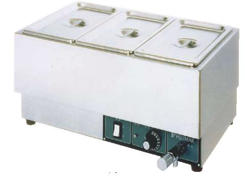 電気フードウォーマー FFW5535 (ヨコ型) Aタイプ【代引き不可】【スープウォーマー】【卓上ウォーマー】【業務用】