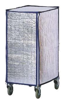 フードパントローリー 保温カバー ST-5201専用 【カート ラック ワゴン】【ホテルパンラックカート】【厨房用カート】【専用カート】【業務用】