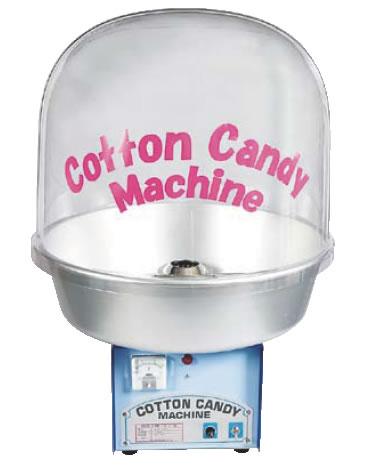 全自動わた菓子機 CA-7型・Bubblカバー【代引き不可】【縁日用品】【業務用】