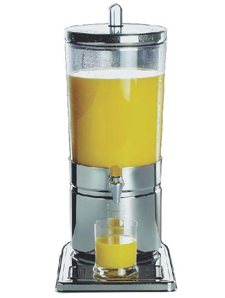 ジュースディスペンサー 10700 【代引き不可】【ドリンクバー フリードリンク】【喫茶用品】【ジュース ドリンクディスペンサー】【業務用】