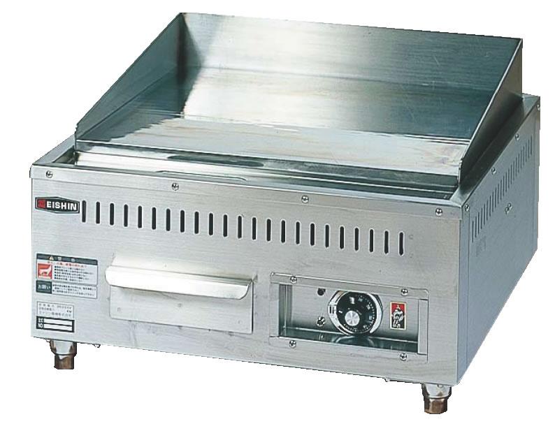 電気 グリドル RG-600 【代引き不可】【グリドル 鉄板焼台】【お好み焼 焼そば焼器】【鉄板焼用品】【お好み焼き 鉄板焼】【エイシン】【業務用】