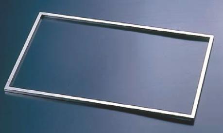 SA18-8シルパット用角フレーム フレンチサイズ用 【デコレーション器具】【製菓用品 製パン用品】【デコレーター 絞り袋 スパチュラ】【18-8ステンレス】【Ω】【業務用】