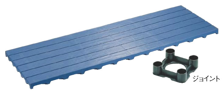 PEサンスノコ(ブルー) #1860(3枚入)【代引き不可】【清掃道具 掃除道具】【マット】【業務用】