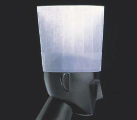 パリス ノンプリーツ シェフハット N39110(50枚入)【帽子】【白衣 ユニフォーム 作業着】【コック帽】【飲食店用】【業務用】