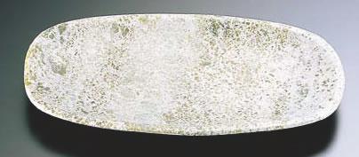 石器 角小判皿 YSSJ-015 30cm【代引き不可】【ガストロノームパン フードパン】【バイキング ビュッフェ】【バンケットウェア】【盛器 大皿】【業務用】