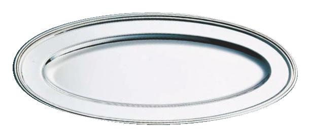 SW18-8 B渕魚皿 32インチ【バイキング ビュッフェ】【バンケットウェア】【皿】【18-8ステンレス】【業務用】