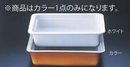 ロイヤル陶器製 角ガストロノームパン PC625-12 1/2 カラー【バイキング】【ビュッフェ】【盛皿】【業務用】