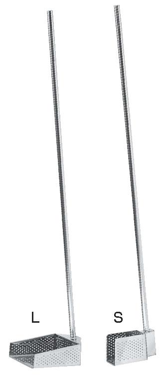 グリストラップ グリーストラップ 新作 オンラインショップ 清掃道具 掃除道具 18-8ステンレス 18-8ヘドロキャッチャー 業務用 S スコップ