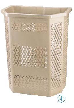 サンクリーンボックス A-1(本体のみ) 【代引き不可】【ゴミバコ ダストボックス】【ゴミ箱 ペール】【ごみ箱】【リサイクルボックス】【業務用】