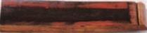 樽盛器 6号 (小)下地風【木皿】【盛皿】【寿司皿】【長皿】【盛器】【角皿】【木製】【M-14-97】