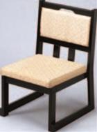 新優高椅子 (横張り)ベージュ(布)【代引き不可】【椅子】【座椅子 新優高椅子】【イス】【和室椅子】【旅館に】【A-2-48】, 南河原村:427365e7 --- officewill.xsrv.jp