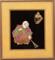 パネル 高砂【客室用品】【インテリア】【和室用】【額縁】【絵画】【1-820-15】
