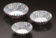 ダイヤ(500枚入) 9A【フィルムケース】【フィルムカップ】【トレー】【ケース】【珍味入】【使い捨て】【包材】【H-16-45】