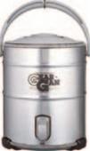 大型ステンレスキーパー(12L)【H-19-92】