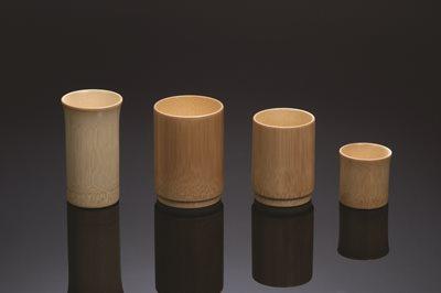 ■3コセット■白竹コップ(小)■3コセット■