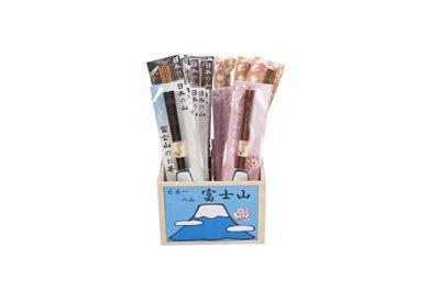 富士山箸ディスプレイセット