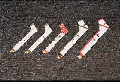 ■3コセット■太刀楊枝(袋入)(赤)■3コセット■