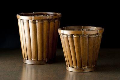 ■5コセット■竹製鉢カバー(B)(小)■5コセット■