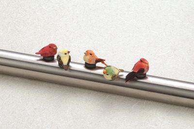 ■30コセット■小鳥マグネット(和紙)■30コセット■