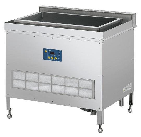 【新品】CHUBU 茹で麺器 大釜タイプ DP-B3SA 【IH/電気/茹で麺器】