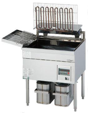 【送料無料】新品!コメットカトウ フライヤー電気式W650*D600*H800 CF2-E27B[厨房一番]