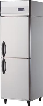 新着 業務用厨房機器 安心の定価販売 送料無料 新品 ダイワ 2枚扉 211NYSS-EC 冷凍庫 W600 インバータ D650