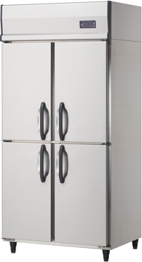 【送料無料】新品!ダイワ 1冷凍3冷蔵庫 インバータ 321YS1-EC (W900*D650)